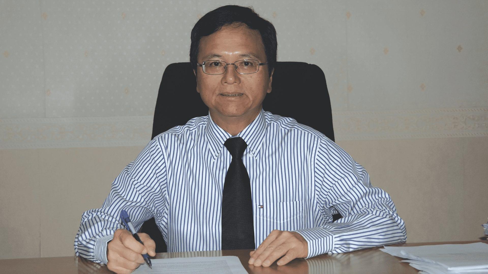 Francis Lau Choo Yew