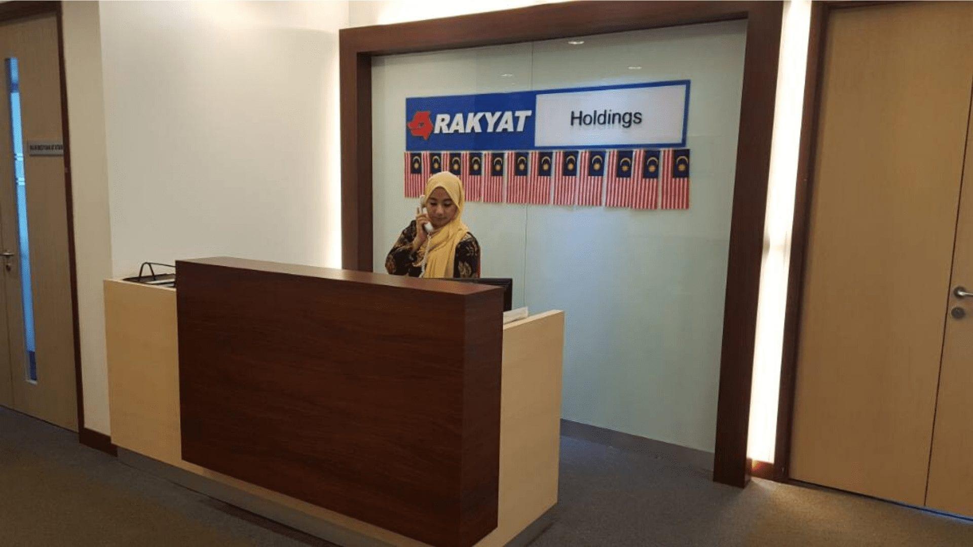 Rakyat Holdings Sdn Bhd