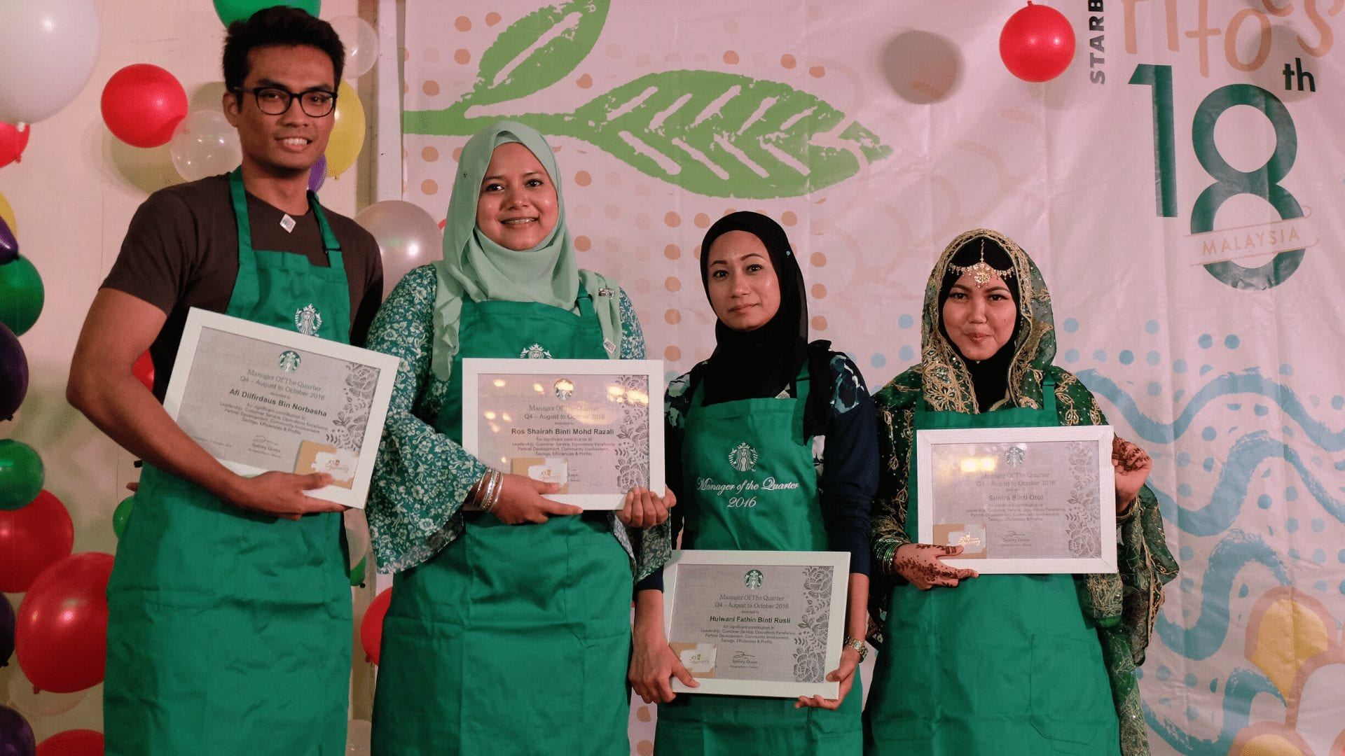 Berjaya Starbucks Coffee Company