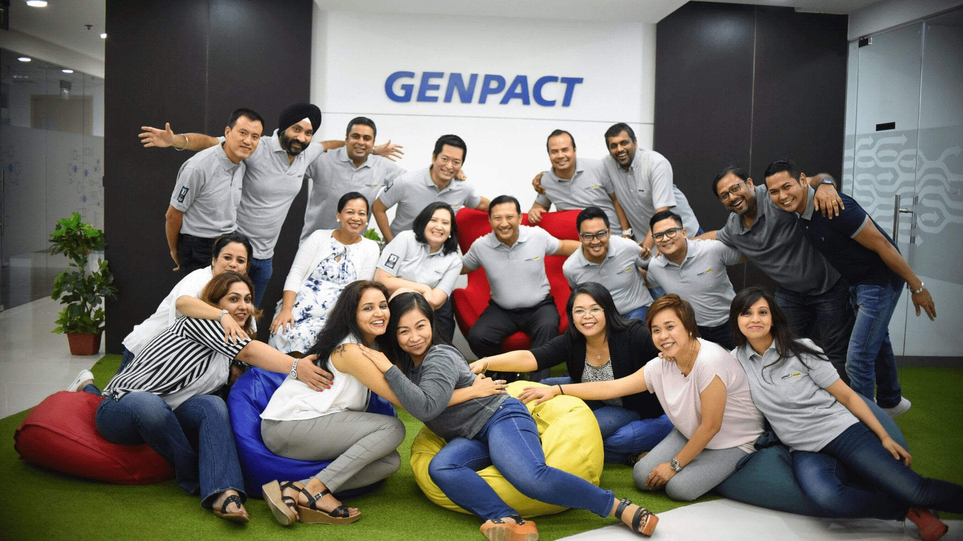 Genpact Services LLC (Philippines Branch)