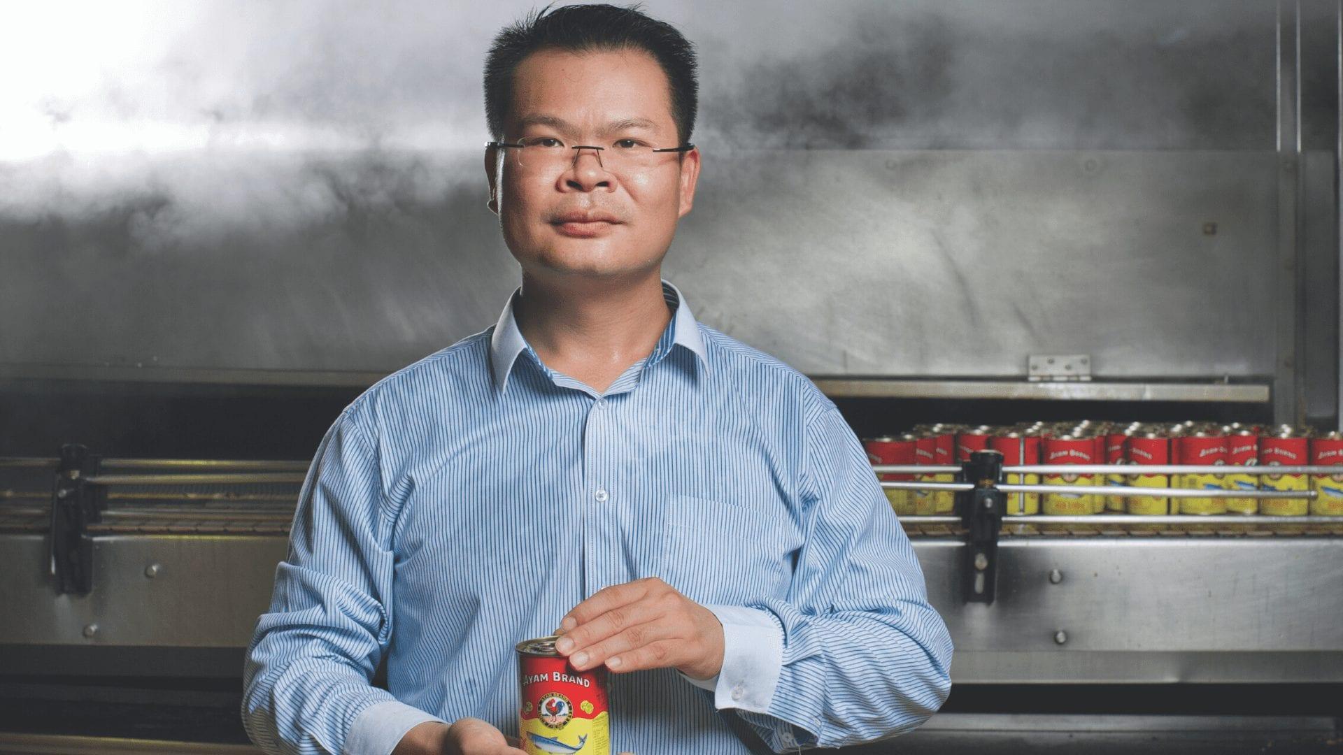 Denis Asia Pacific Pte Ltd (Ayam Brand)
