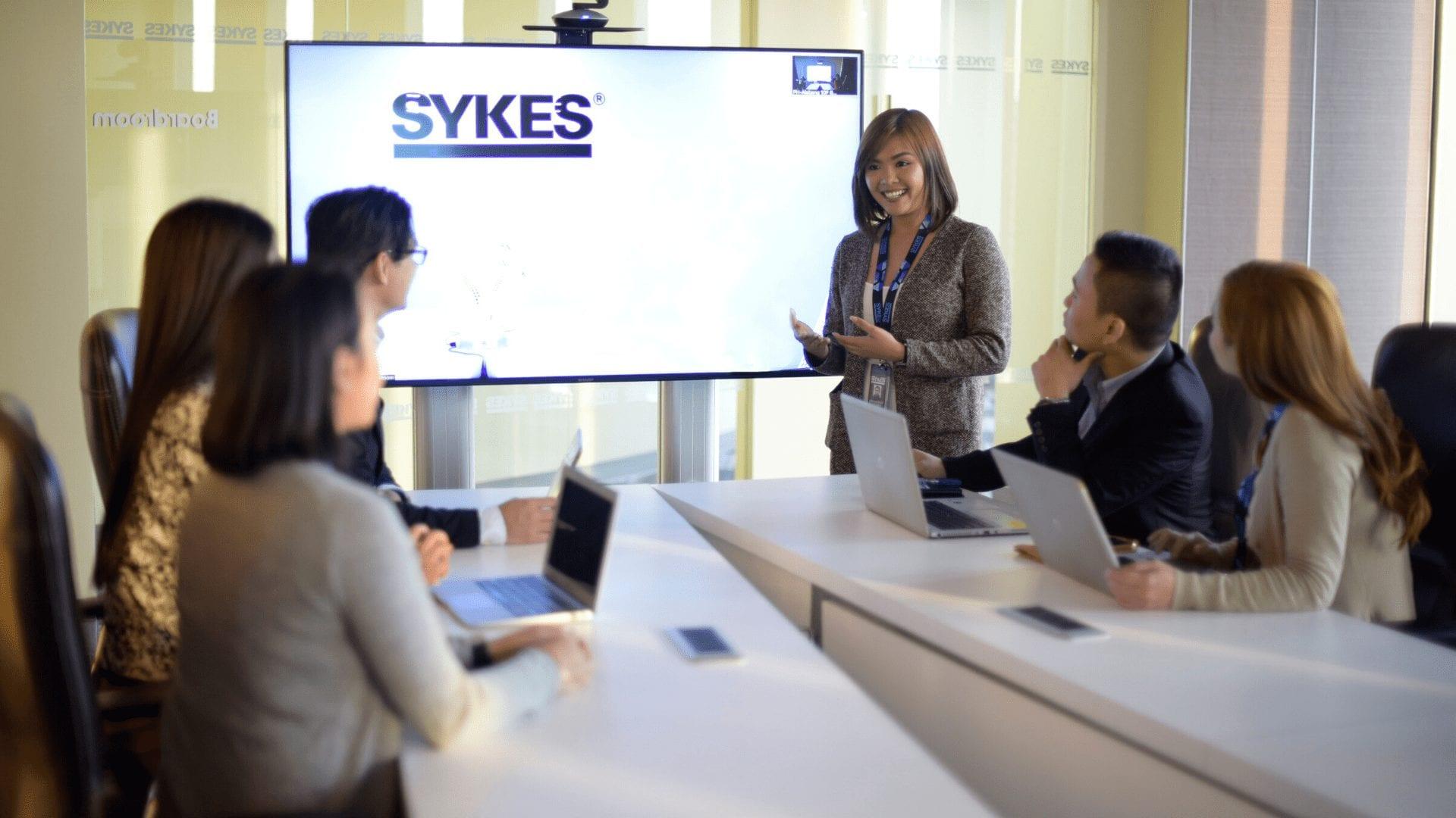 Sykes Asia