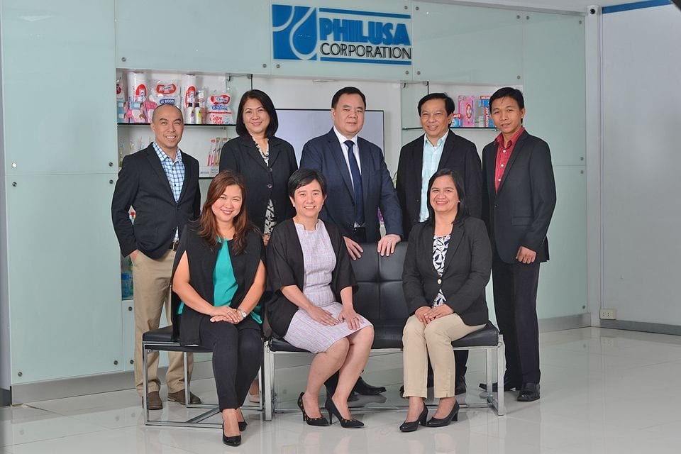 Philusa Corporation