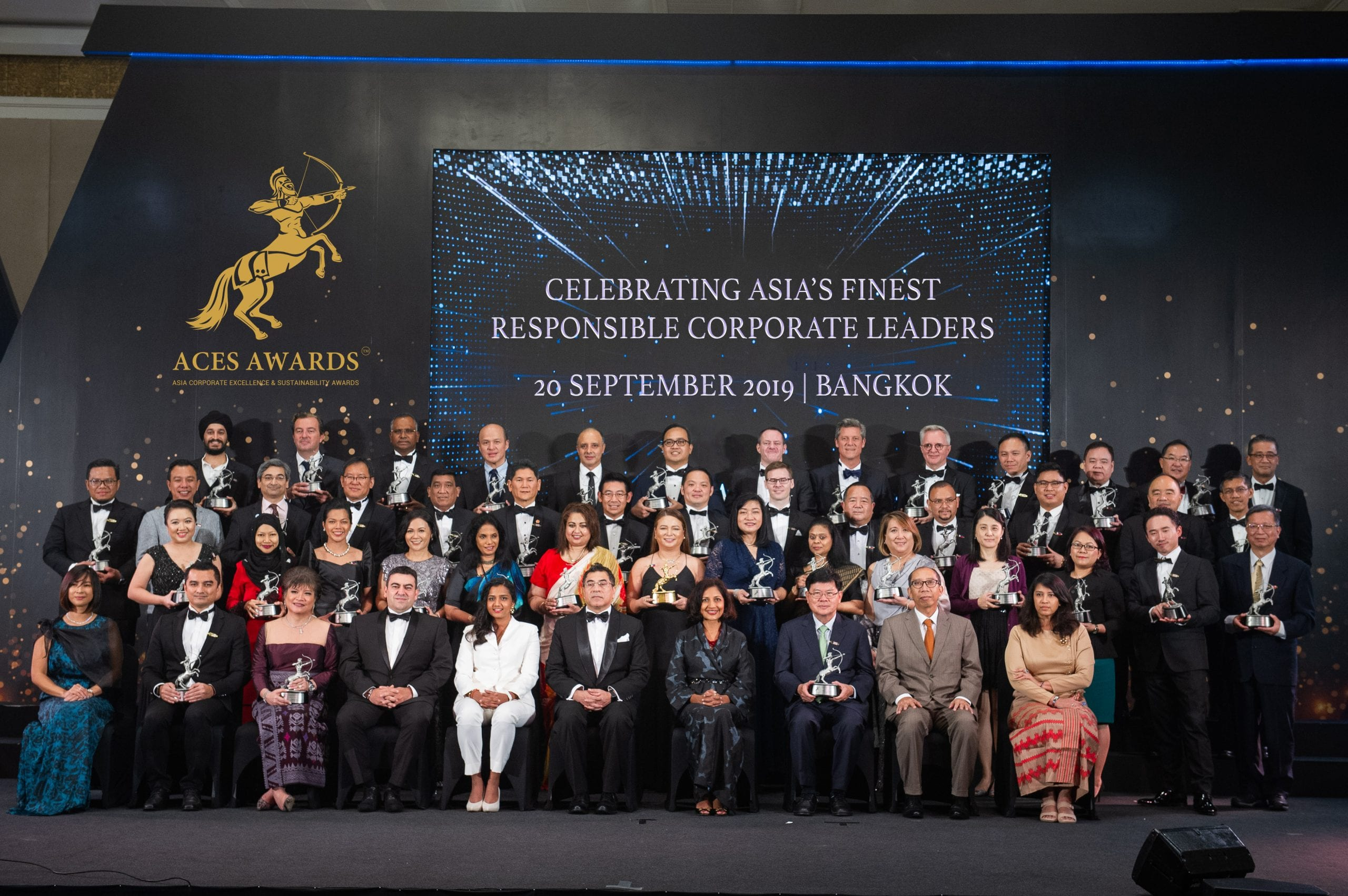 Business leaders go places with Asia Corporate Excellence & Sustainability Awards (ACES) 2019