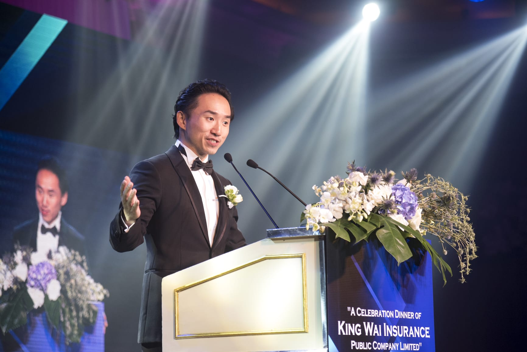 Antonio Chan of King Wai Group Receives the Asia Corporate Excellence & Sustainability Award
