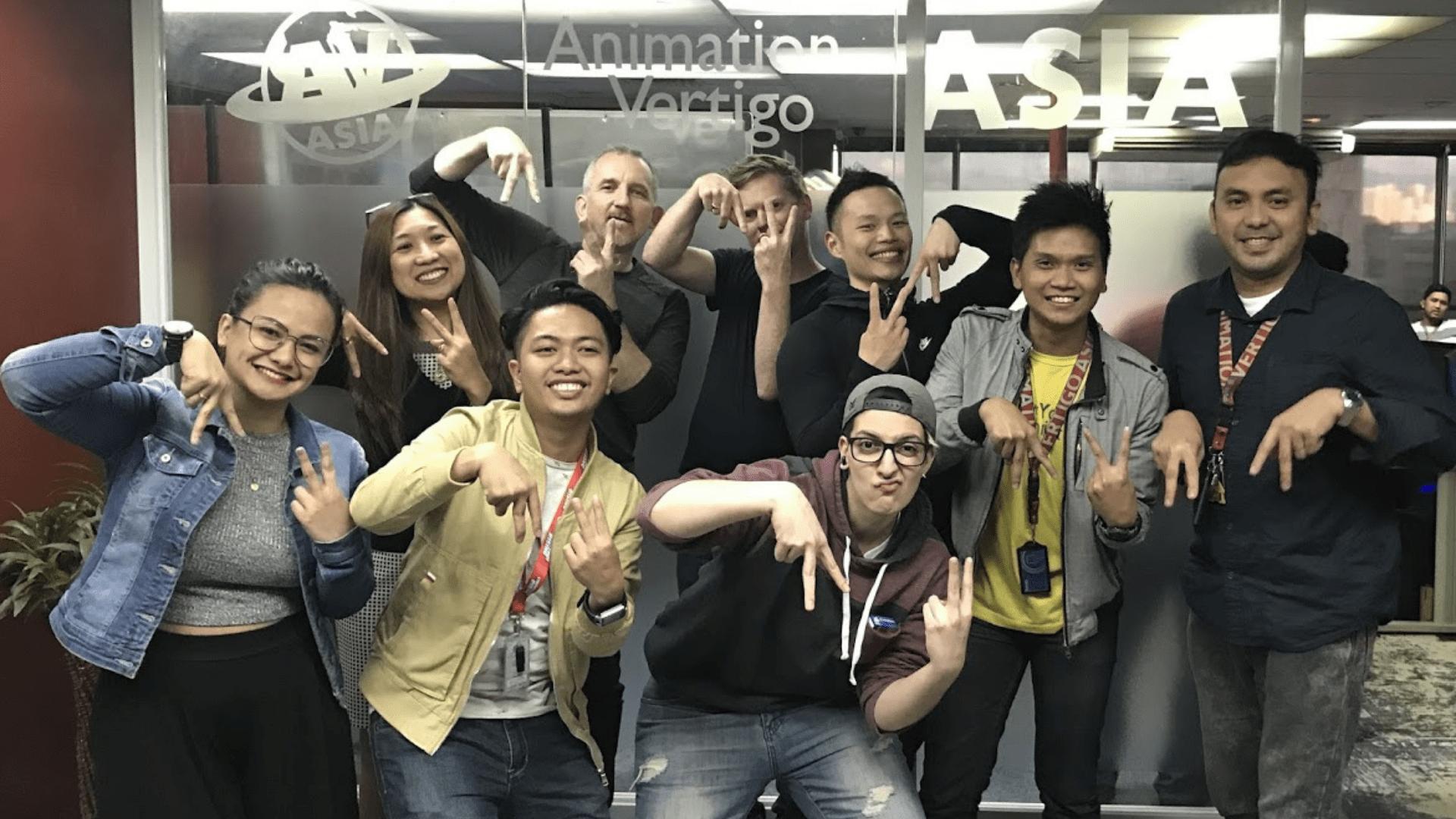 Animation Vertigo Asia, Inc.